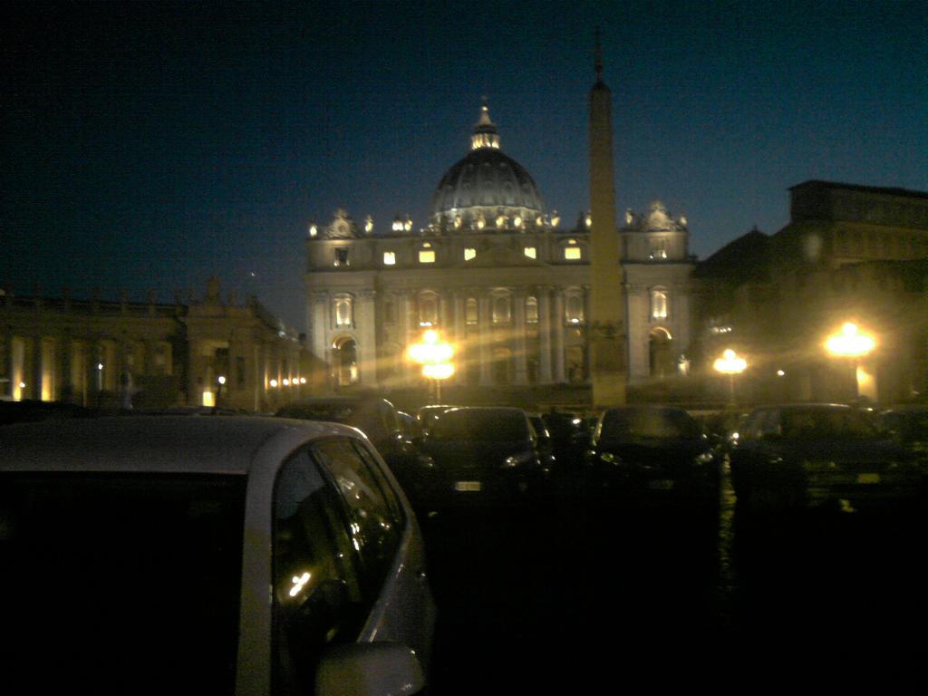 San Pietro (night) by Larcheex-Clicexia