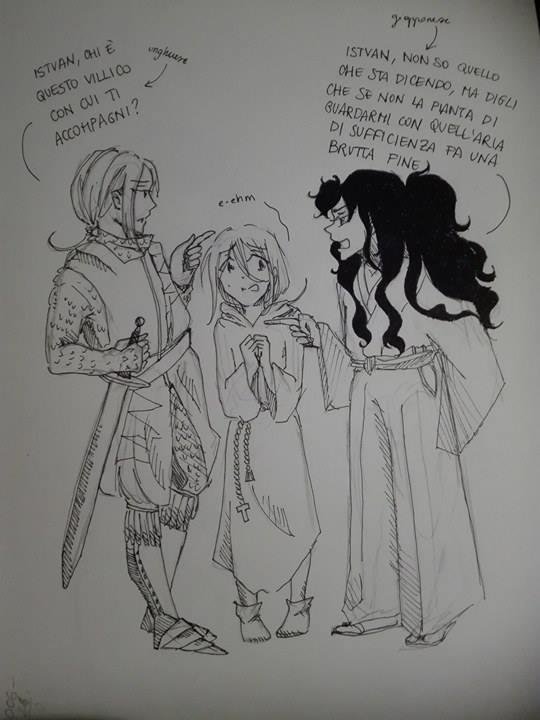 Vignetta deficiente #1 by Larcheex-Clicexia