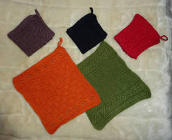 Bittami dishcloths by KnitLizzy
