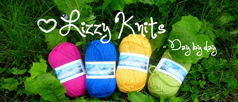 Lizzy Knits - Summer blog header by KnitLizzy