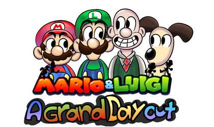 Mario + Luigi: A Grand Day Out