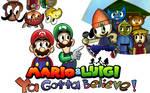 Mario + Luigi: Ya Gotta Believe!