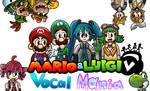Mario + Luigi: Vocal Mania