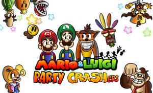 Mario + Luigi: Party CRASHers