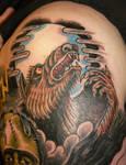 Wolfman Tattoo
