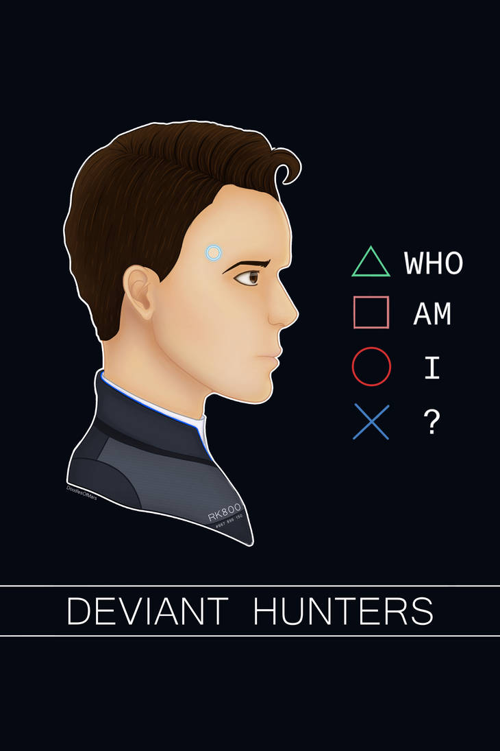 Deviant Hunters: Chapter Three (ConnorXReader) by
