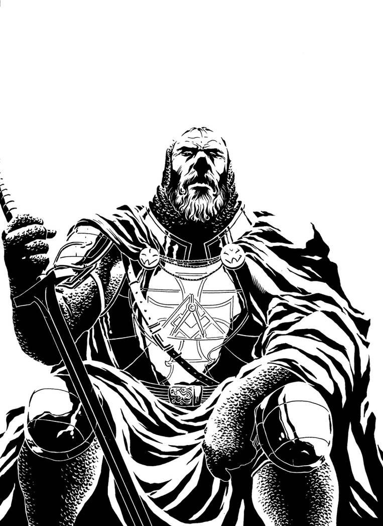 0d1894f2061d6 Old Knight Templar by fernandocarvalho on DeviantArt