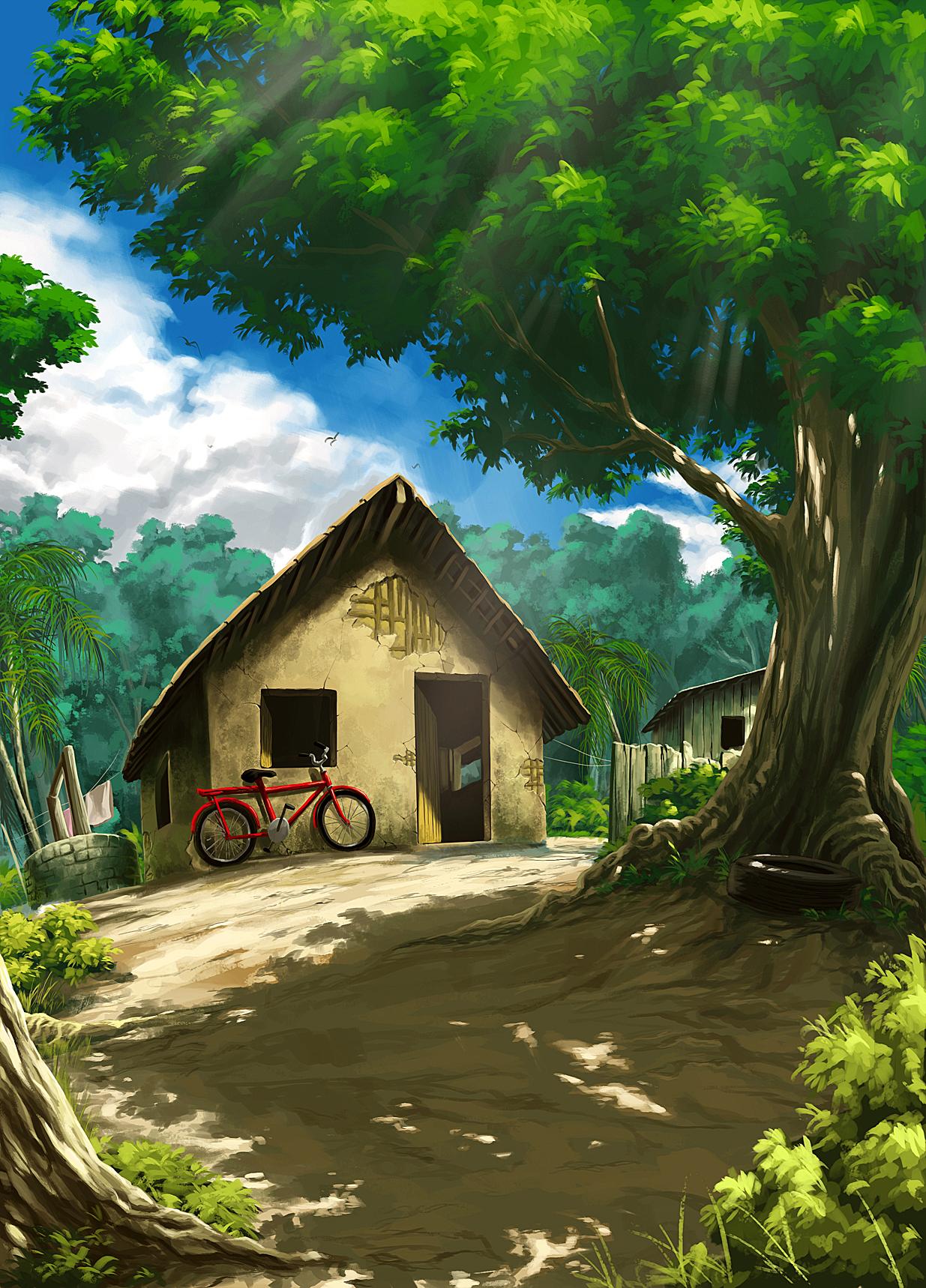 A little scene... by fernandocarvalho