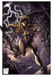 Wolalina - The Jaguar Warrior