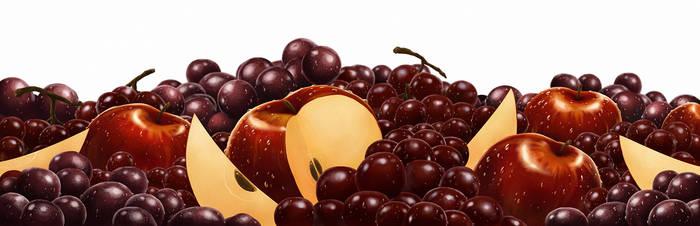 Fruits 02 by fernandocarvalho
