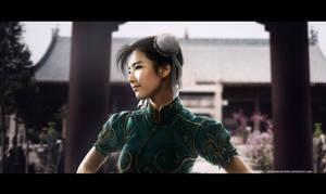 Street Fighter Chunli - Wallpaper