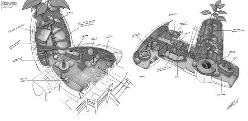 Concept - interior casas by fernandocarvalho