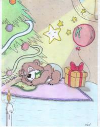 Kissyfur: Wish upon a star by fredvegerano