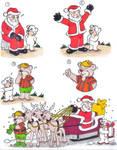 Helping...Santa