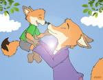 Zootopia:Baby mine! by fredvegerano