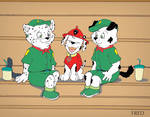 Rich,Ricky....and Marshall! by fredvegerano