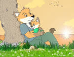Zootopia:And you know something else daddy?