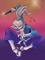 Usagi Yojimo! by CB-ComicArt