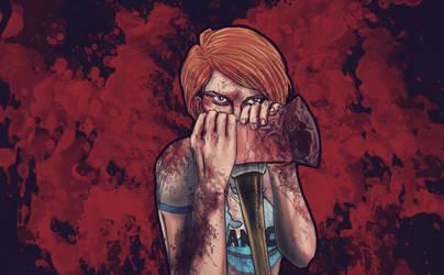 Miriam - Malevolent Concept Art by CB-ComicArt