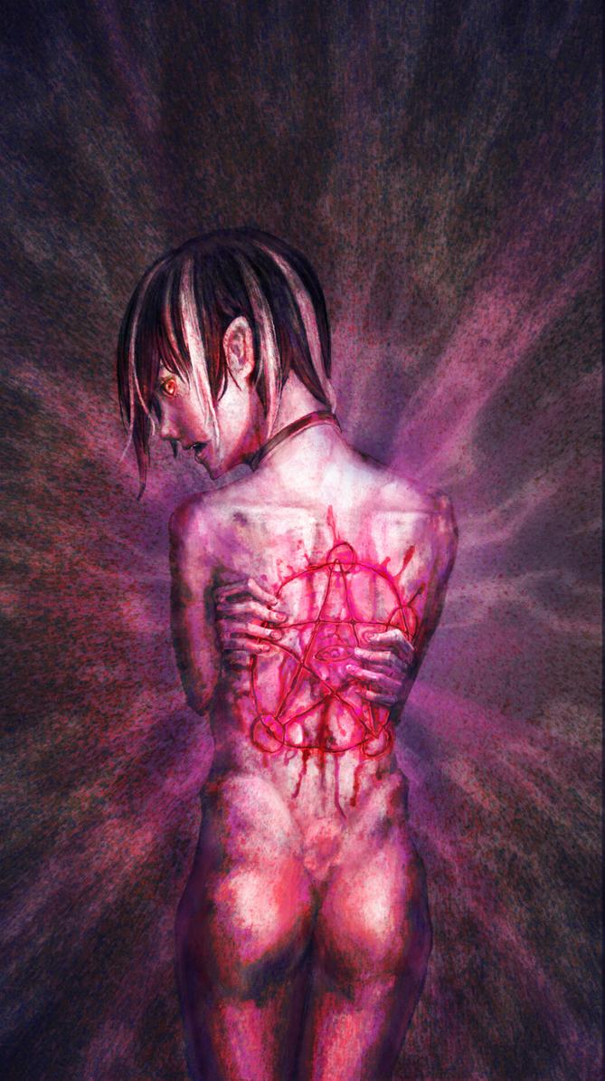 demon inside me by beholder563