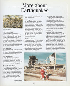 EDN* B4: More About Earthquakes