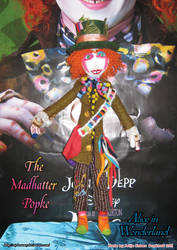 The Madhatter Popke by LadyRafira