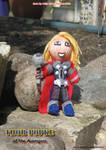 Thor Popke II by LadyRafira