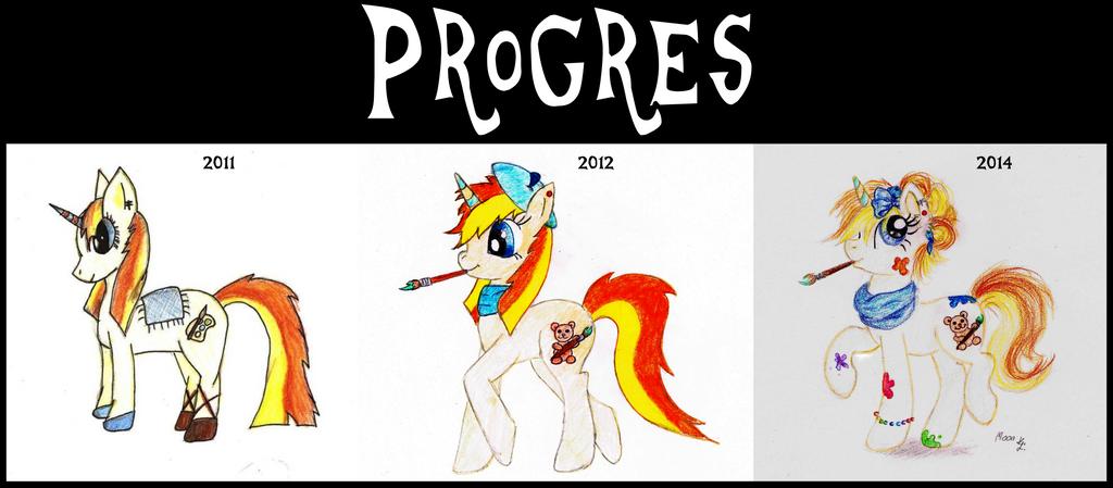 Taki progres - WOW