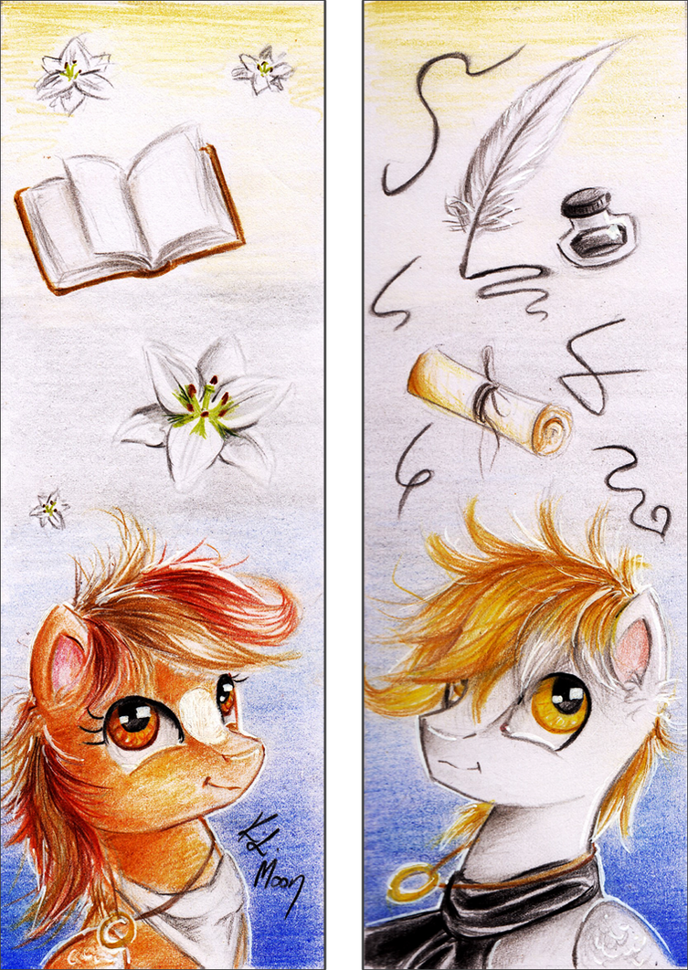 [COM] Bookmark: Serenity and White Feather