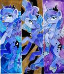 Bookmarks: Princess Luna