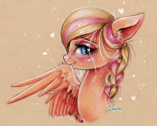 It's just a little preening. Totally ordinary... by Lailyren