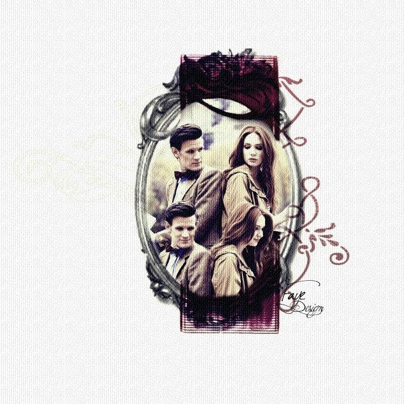 Smillan (Karen Gillan and Matt Smith by FayeDesign on ...