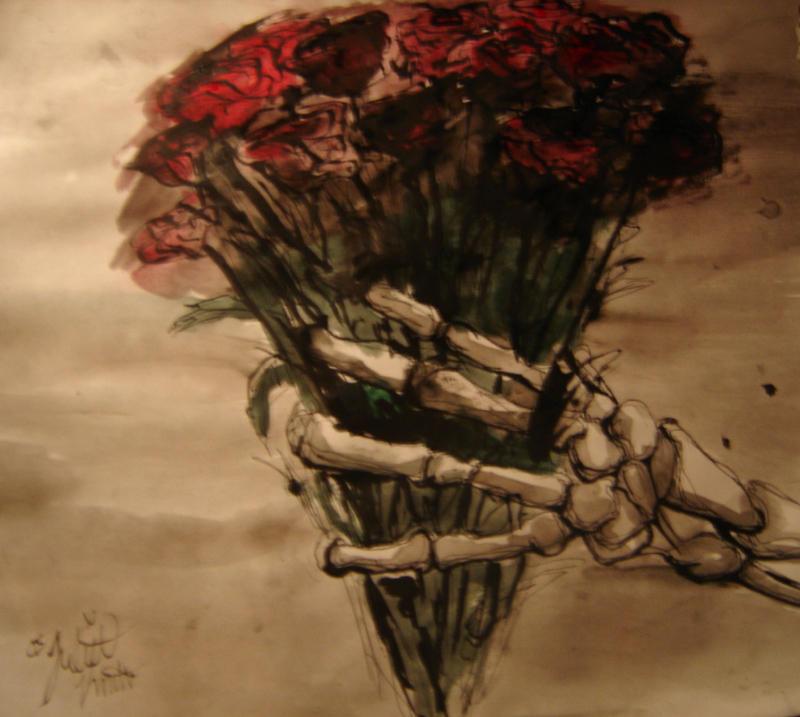 Roses by Dragonfirejlk