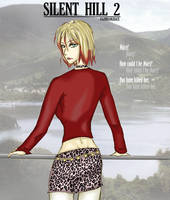 Silent Hill 2 -Maria- Tribute by FiammahGrace