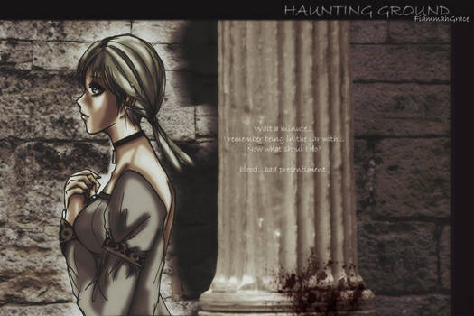 haunting ground bad presentiment