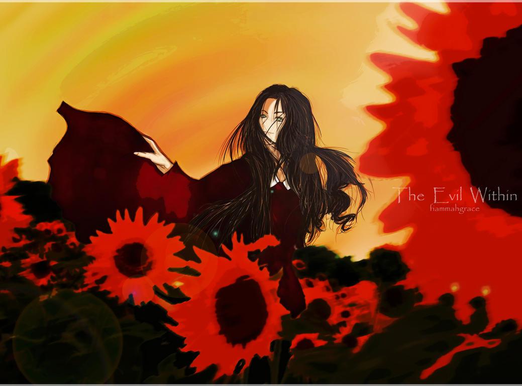 sunflower love lost by FiammahGrace
