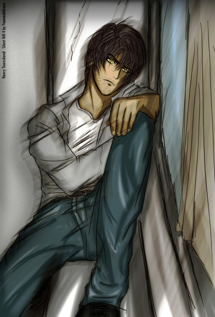 sh4 henry townshend imprisoned in his own home by FiammahGrace