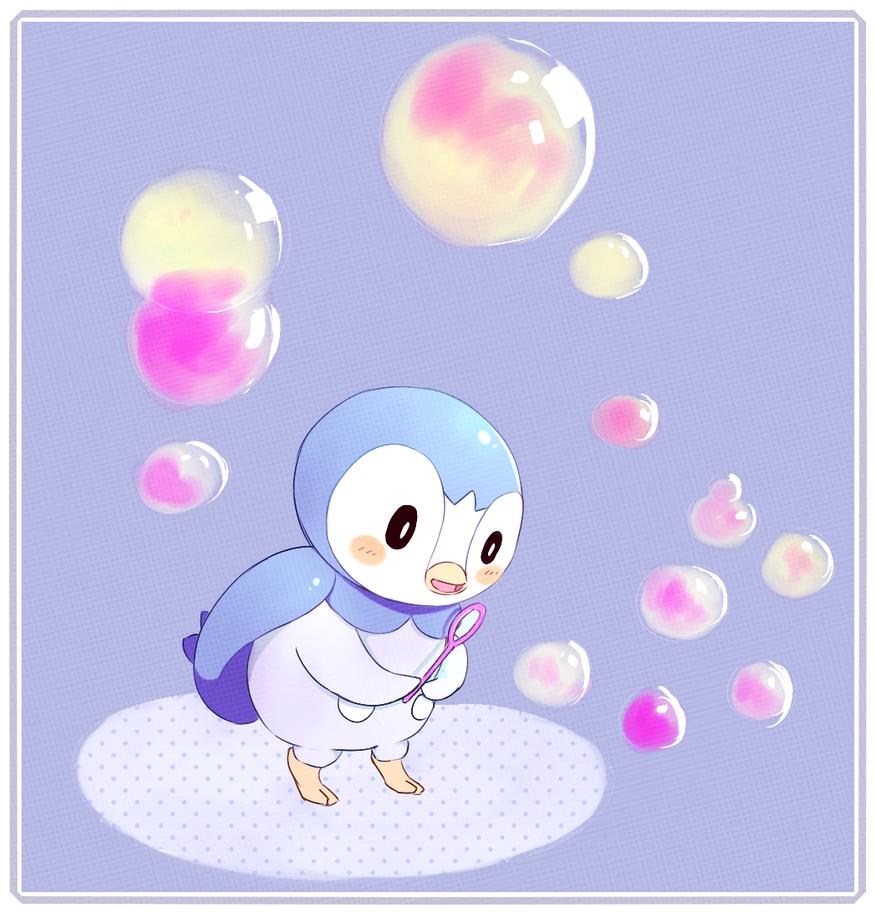 Pinguinita by Amayakuu