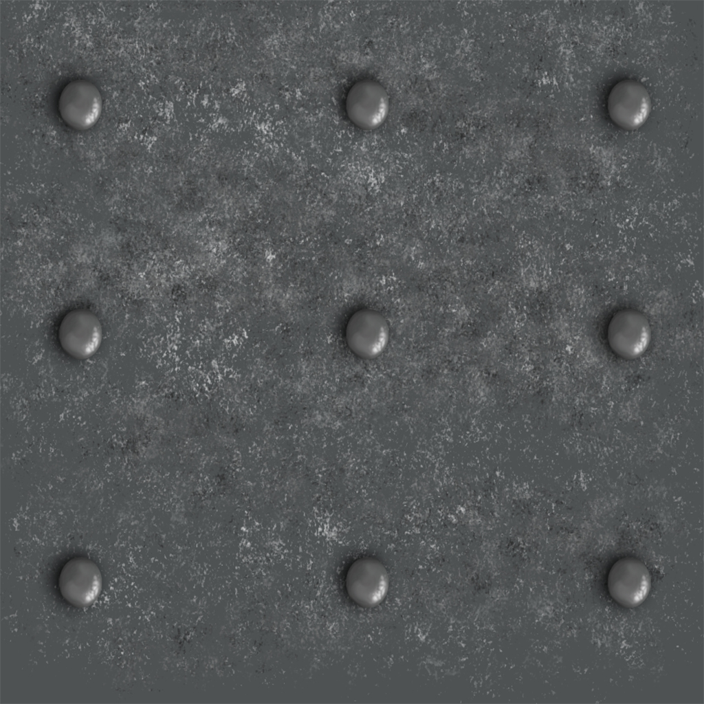 Metal Floor Texture by loner654
