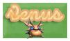 GS: Venus Djinn Stamp by FullmetalsGirl