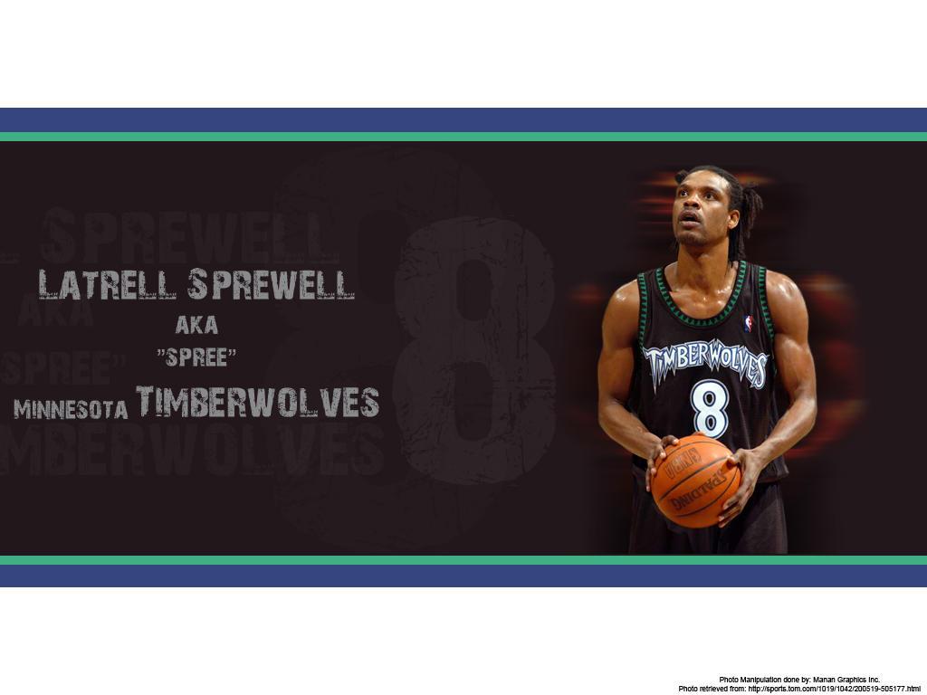 Latrell Sprewell by umert on DeviantArt
