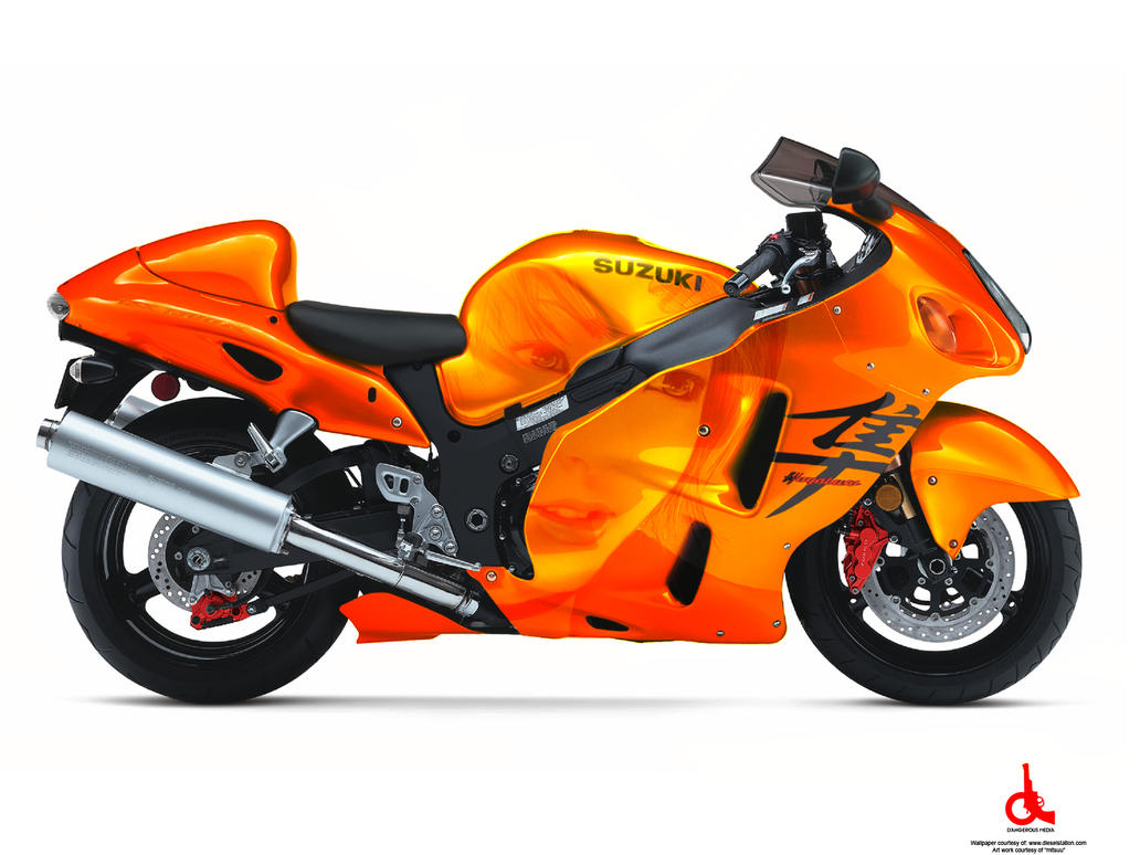 2003 Suzuki Hayabusa -PT 2- By Umert On DeviantArt