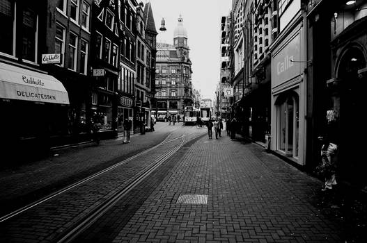 Amsterdam s street