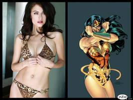 JLA Casting - Wonder Woman by Doc0316
