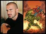 Marvel Casting - The Scorpion