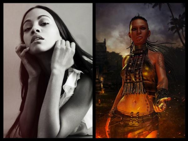 Far Cry 3 Citra Actress Far Cry 3 Casting - Ci...