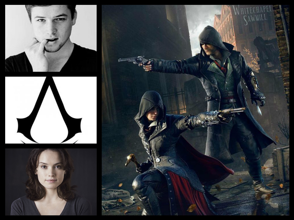 Assassin S Creed Casting Jacob And Evie Frye By Doc0316 On Deviantart