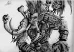 Vol'jin - Darkspear leader