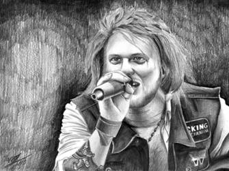 Danny Worsnop - Asking Alexandria vocals by KorD12