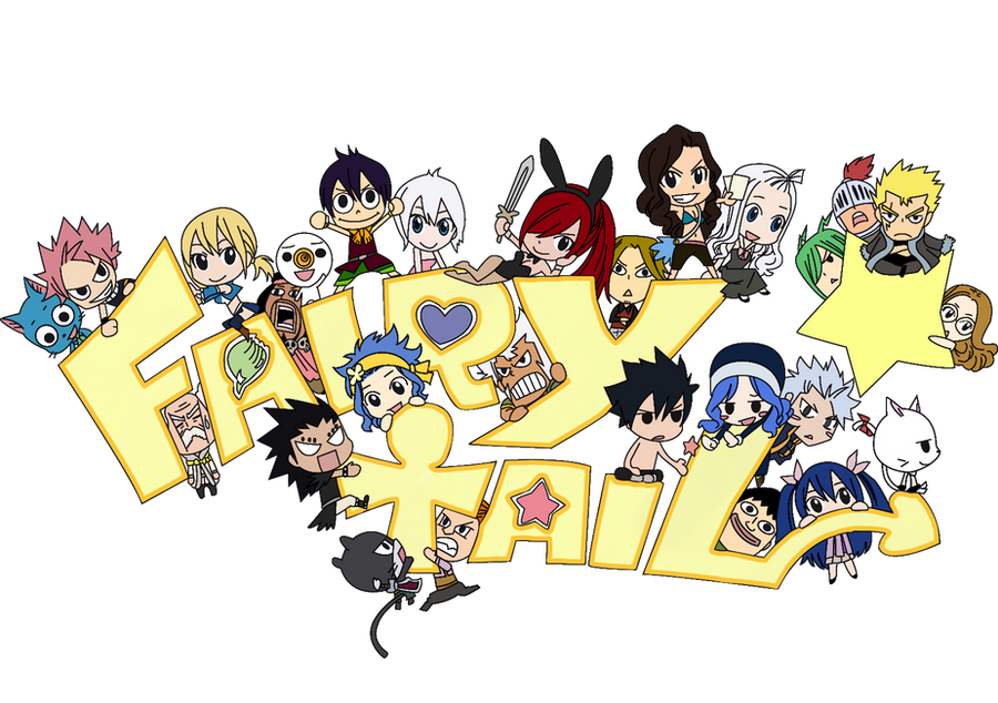 FAIRY TAIL 3 sezon